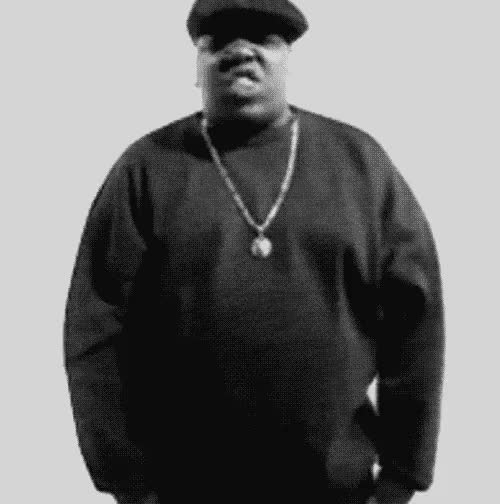 Watch and share Photography Biggie Smalls B.I.G The Notorious GIFs on Gfycat