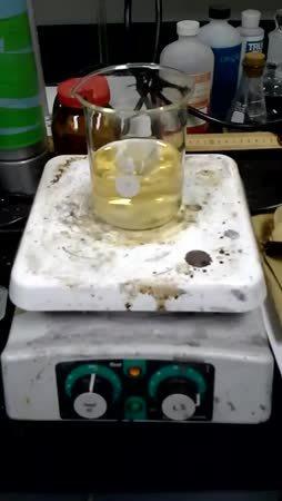 chemicalreactiongifs, Briggs–Rauscher Reaction (reddit) GIFs