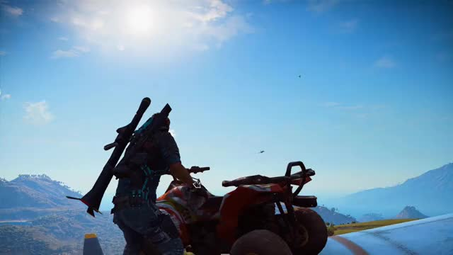 Watch Just Cause 3 Sky Hook to Airport GIF by @waken4 on Gfycat. Discover more just cause 3, justcause, justcause3 GIFs on Gfycat