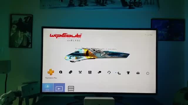 Watch Wipeout PS4 Pro theme GIF on Gfycat. Discover more related GIFs on Gfycat