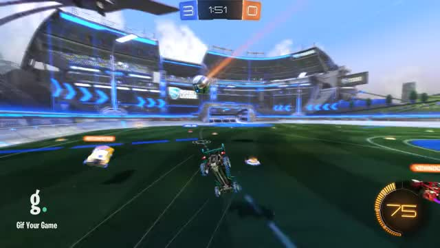Watch Goal 4: Sicario GIF by Gif Your Game (@gifyourgame) on Gfycat. Discover more Gif Your Game, GifYourGame, Goal, Rocket League, RocketLeague, Sicario GIFs on Gfycat