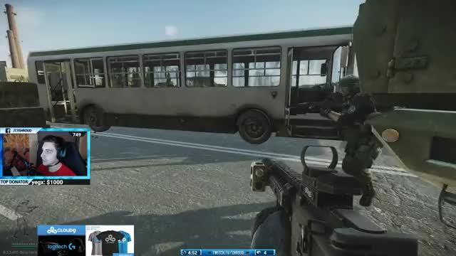 shroud Playing Escape From Tarkov - Twitch Clips