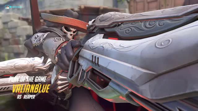 Watch Death Blossoms from Above GIF by Ethan (@valianblue) on Gfycat. Discover more overwatch, reaper GIFs on Gfycat