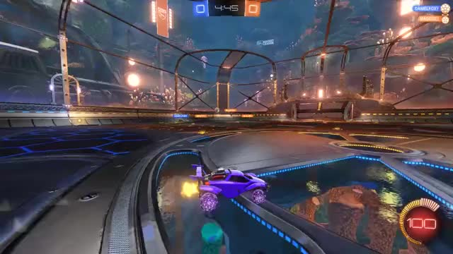 Watch and share Rocket League GIFs and Rebound GIFs by bug_injection on Gfycat