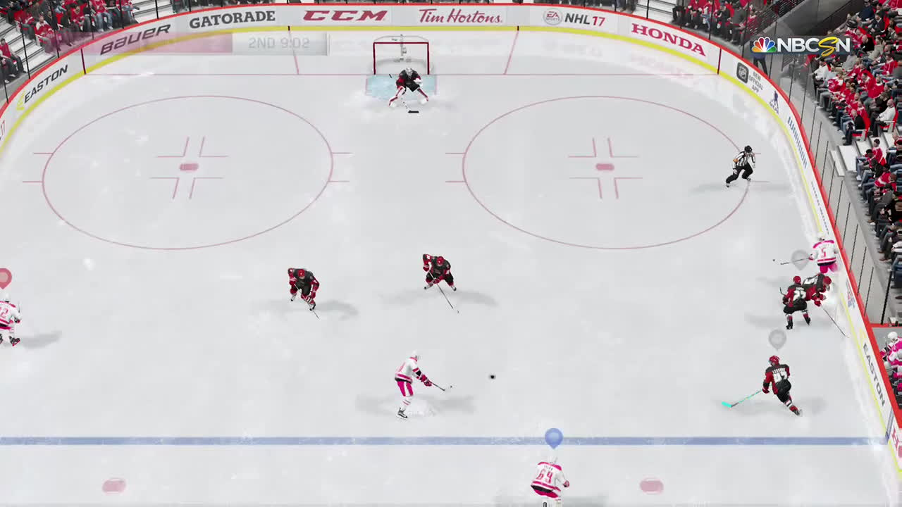 NHL, Goal Rejection GIFs