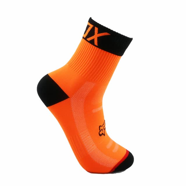 Watch and share Top Quality Men Cycling Font Socks Font High Elasticity Outdoor Sports Wearproof For Font GIFs on Gfycat