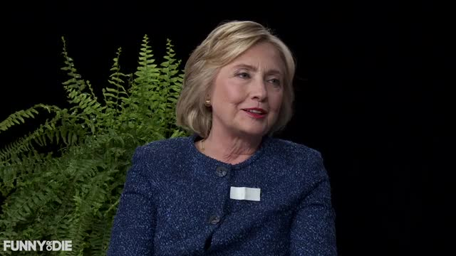 Watch and share Between Two Ferns With Zach Galifianakis GIFs and Hillary Clinton GIFs by Funny Or Die on Gfycat