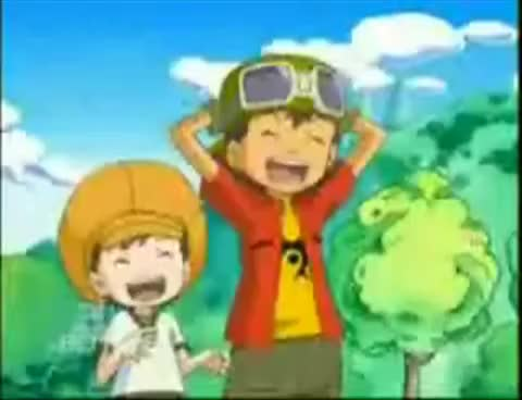 Watch and share Frontier GIFs and Digimon GIFs on Gfycat
