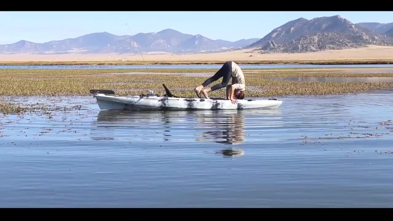 close call, fail, what could go wrong, Kayak GIFs