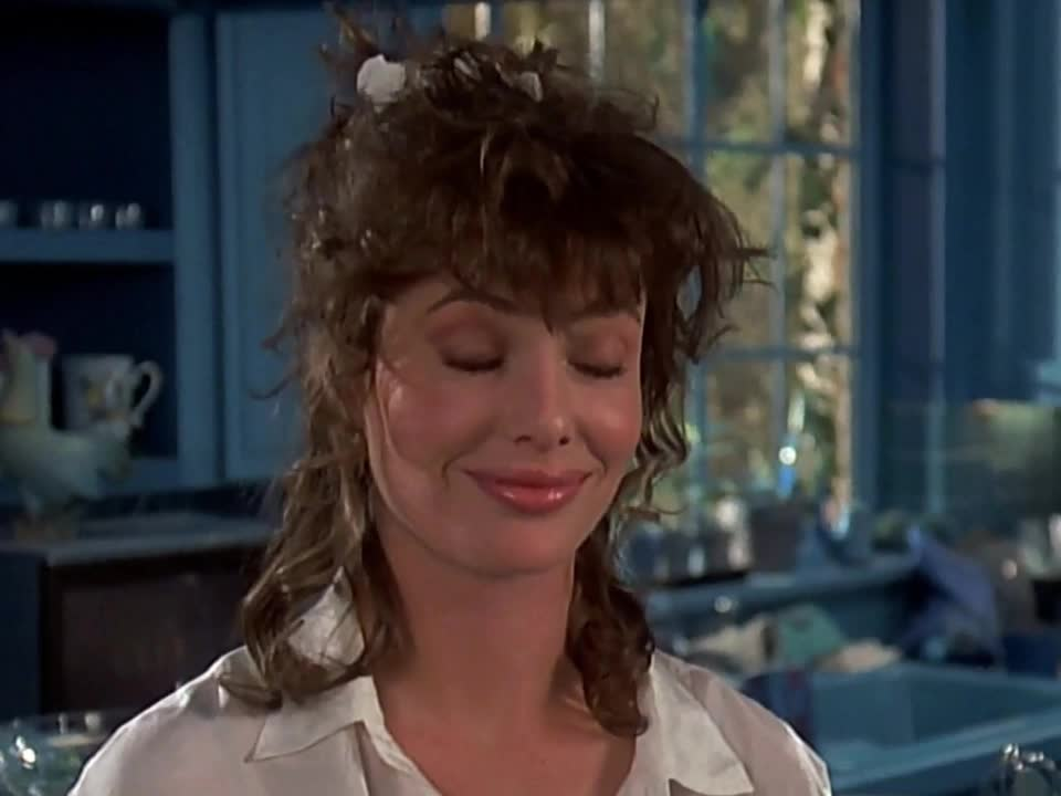 weird science, yes, Weird Science - kelly lebrock nodding yes GIFs