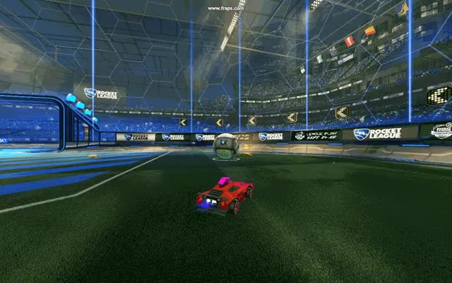 Watch and share Rocket League GIFs by Marios Sapoun on Gfycat