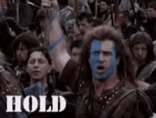 Watch and share Braveheart GIFs and Hodl GIFs by Viral Patel on Gfycat
