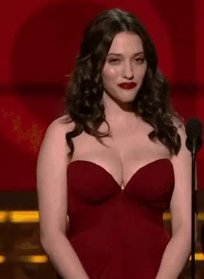 Watch this boobs GIF by Reaction GIFs (@sypher0115) on Gfycat. Discover more Kat Dennings, boobies, boobs, breasts GIFs on Gfycat