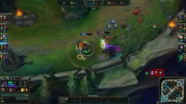 Watch and share Alistar GIFs on Gfycat