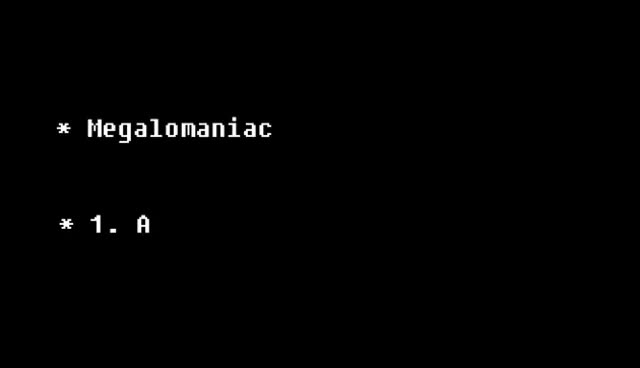 Watch and share Megalomaniac - Undertale Animation (Glitchtale #1) GIFs on Gfycat