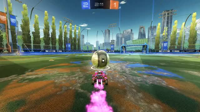 Watch and share Rocket League GIFs by soulflarz on Gfycat