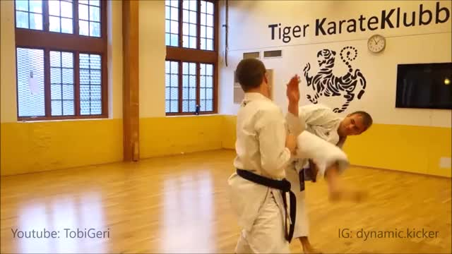 Watch and share Kicking Combination GIFs and Shotokan Karate GIFs on Gfycat