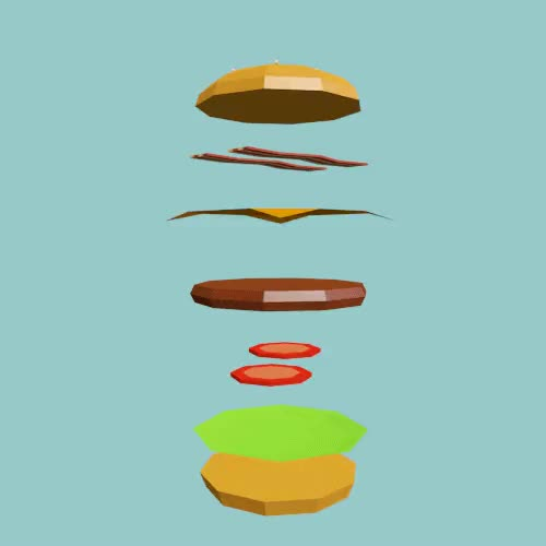 Watch and share Cheeseburger GIFs and Burger GIFs by rainyfroggy on Gfycat