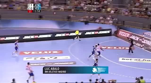 Watch luc abalo GIF on Gfycat. Discover more handball GIFs on Gfycat