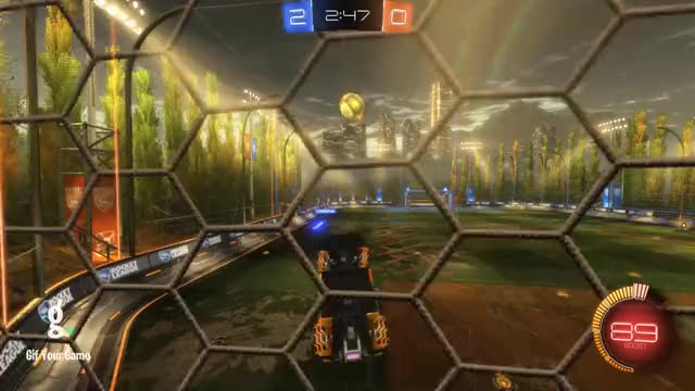 Watch Goal 3: NB   Reality GIF by Gif Your Game (@gifyourgame) on Gfycat. Discover more Gif Your Game, GifYourGame, NB   Reality, Rocket League, RocketLeague GIFs on Gfycat