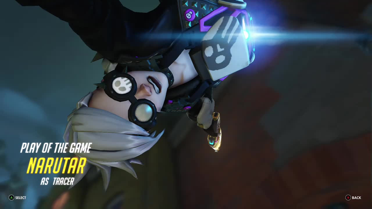 OWConsole, Overwatch, This isn't even my final form GIFs