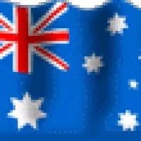 Watch and share Australian Flag Photo: Australian Flag 2 Aus-flag.gif animated stickers on Gfycat