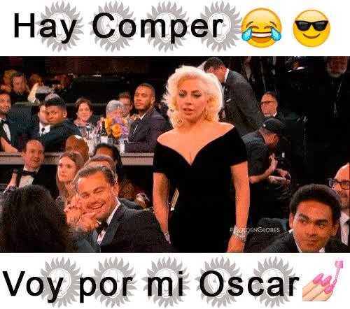 Watch and share Lady Gaga GIFs and Oscar GIFs on Gfycat
