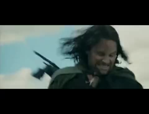 Watch and share Syllabus GIFs and Aragorn GIFs on Gfycat