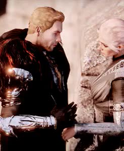 Watch and share Cullen X Trevelyan GIFs and Cullen Rutherford GIFs on Gfycat