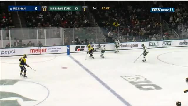 Watch and share Mich State Fri 1 GIFs by aschnepp on Gfycat