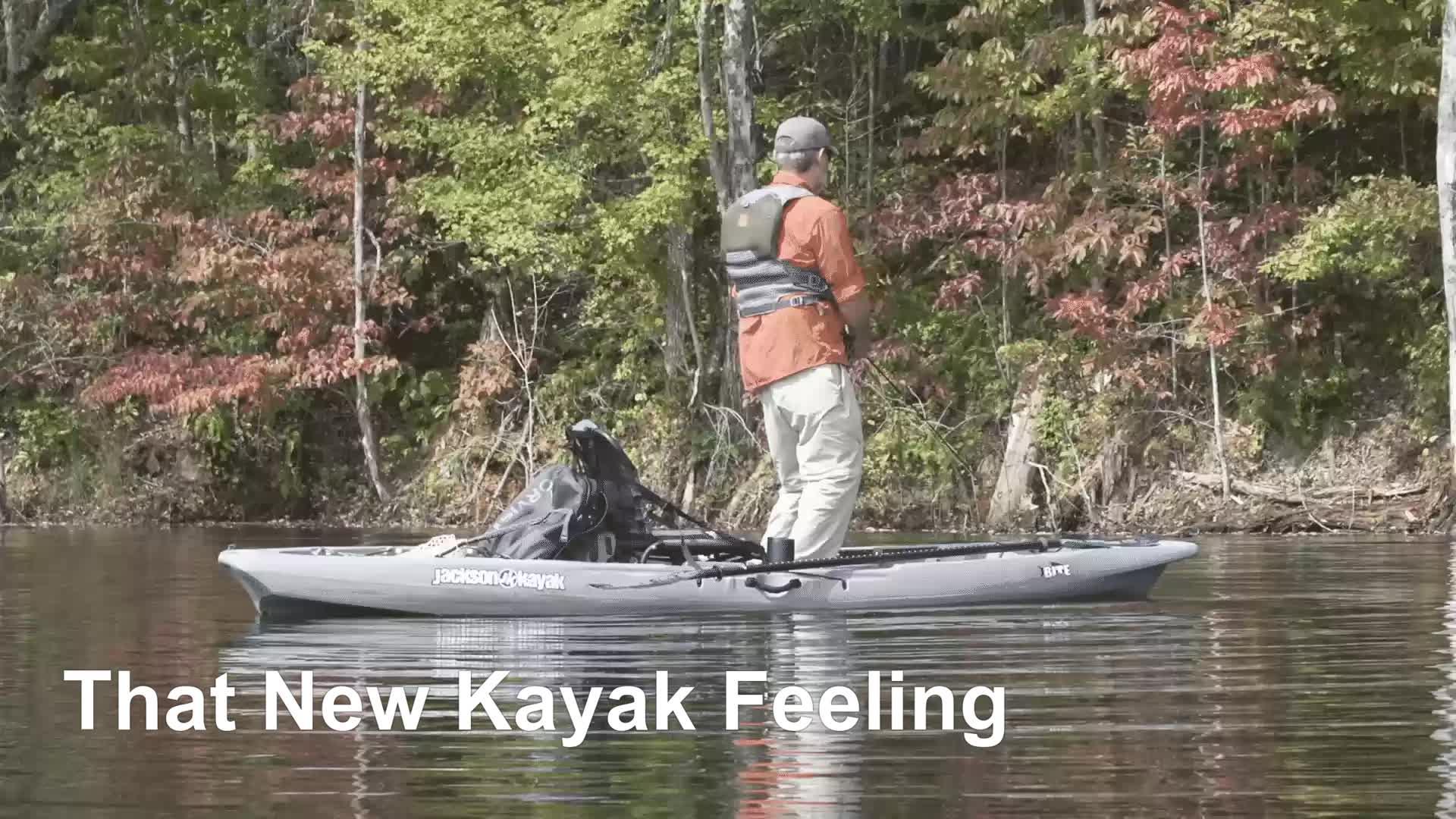 dance, kayak, kayak fishing, Jackson Bite Dance GIFs