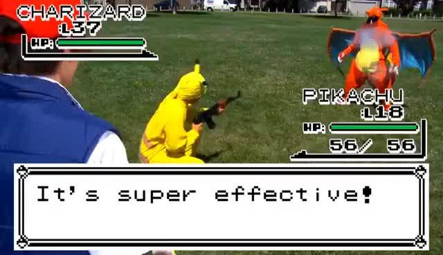 Watch and share Charizard GIFs and Pikachu GIFs on Gfycat
