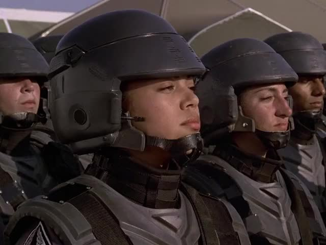 Watch and share Starship Troopers GIFs by MikeyMo on Gfycat