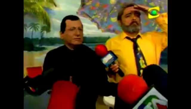 Watch and share El Especial Del Humor Alejandro El Guerrero Padre Maritin Y El Padre Alberto En Miami GIFs on Gfycat