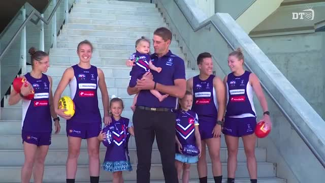 Watch and share Fremantle GIFs and Football GIFs on Gfycat