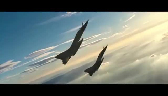Watch and share Fighter Jets Formation Flying GIFs on Gfycat