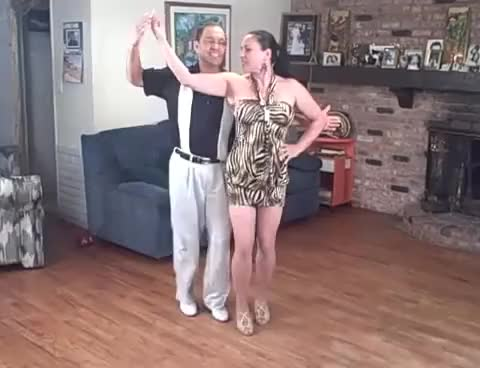 Watch and share Omar Y Stella Cumbia Colombiana GIFs on Gfycat