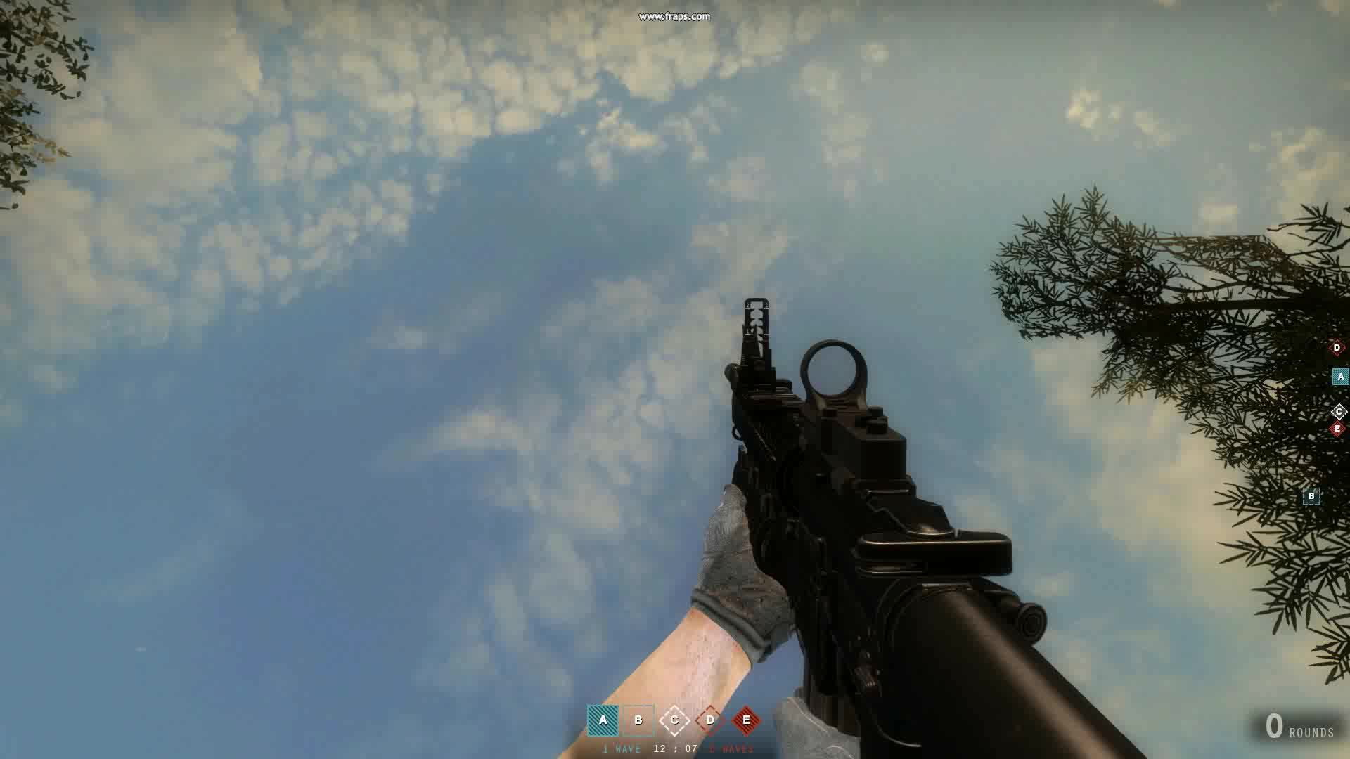 insurgency, PSA: The skybox has been removed. You can now mortar 40mm grenades. (reddit) GIFs