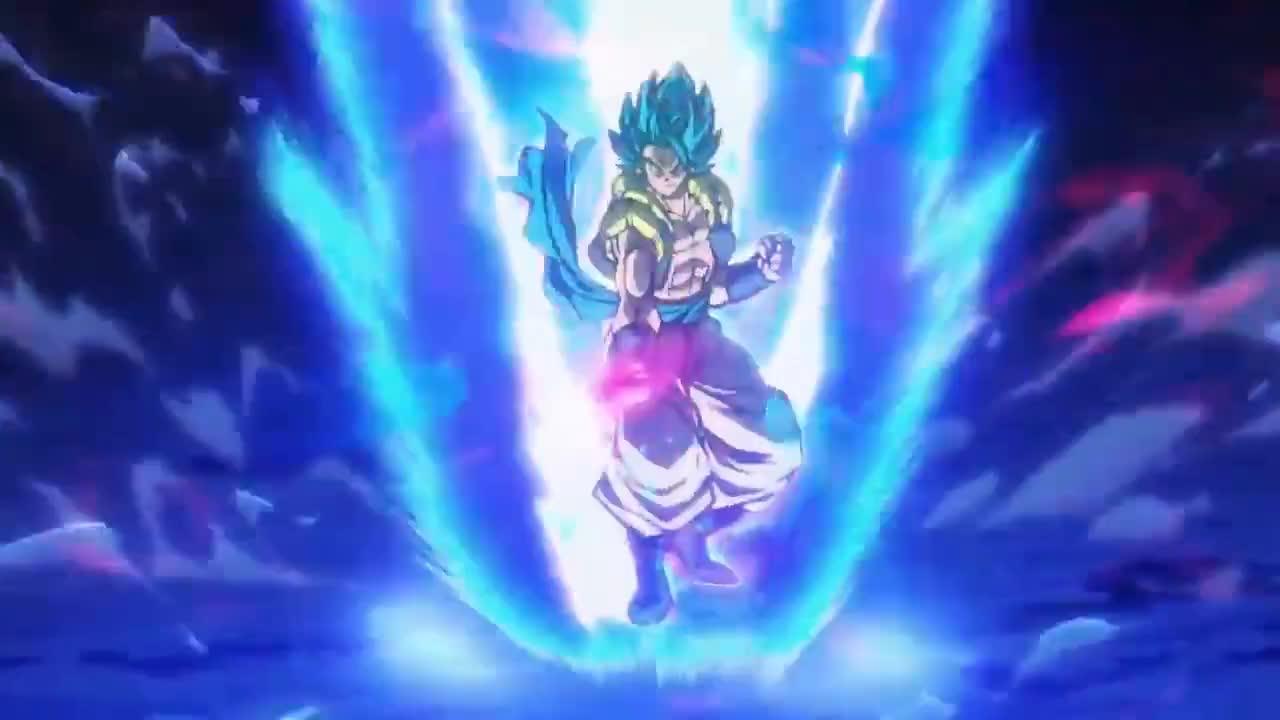 Dragon Ball Super Broly Movie 2018 New Trailer 5 Ssb Gogeta Officially