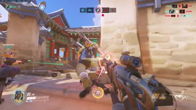 Watch and share Overwatch GIFs and Mei GIFs by Infinate on Gfycat
