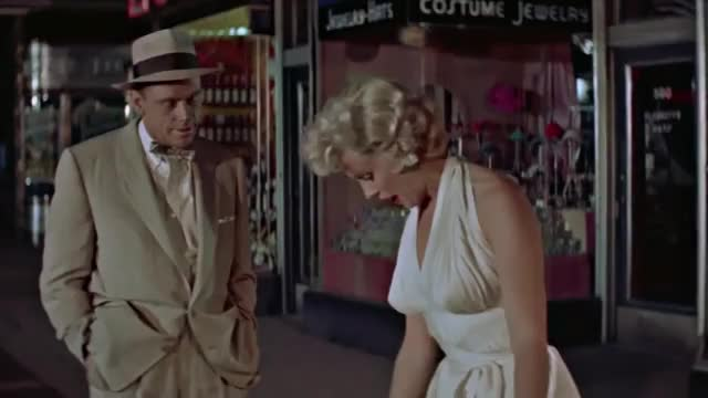 Watch and share Marilyn Monroe GIFs by antoinebeau on Gfycat
