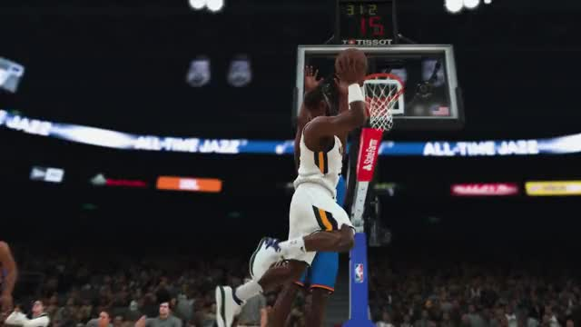 Watch NBA 2K18 - All-Time Teams Trailer GIF by @strawberryshortcake on Gfycat. Discover more all time teams, nba 2k18, nba 2k18 jordan GIFs on Gfycat