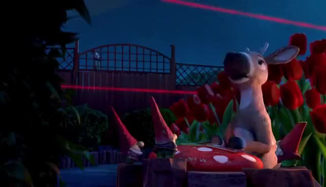 Watch and share Gnomeo And Juliet GIFs on Gfycat