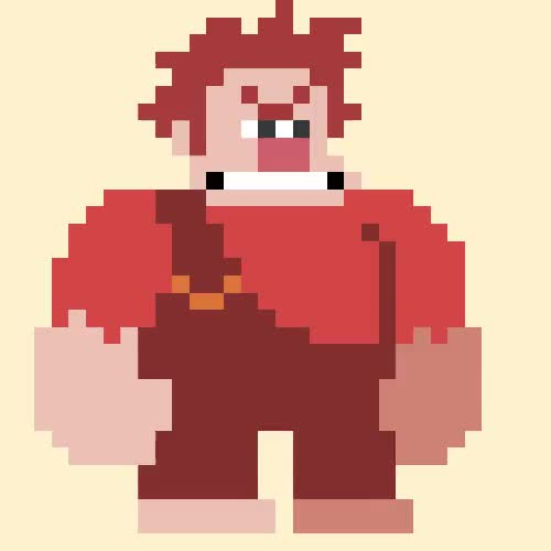 Watch and share Wreck It Ralph GIFs and John C Reilly GIFs on Gfycat