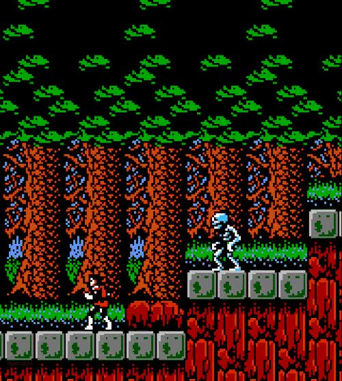 Watch this GIF on Gfycat. Discover more castlevania, gif, konami, nes, nintendo, pixel, simon belmont GIFs on Gfycat