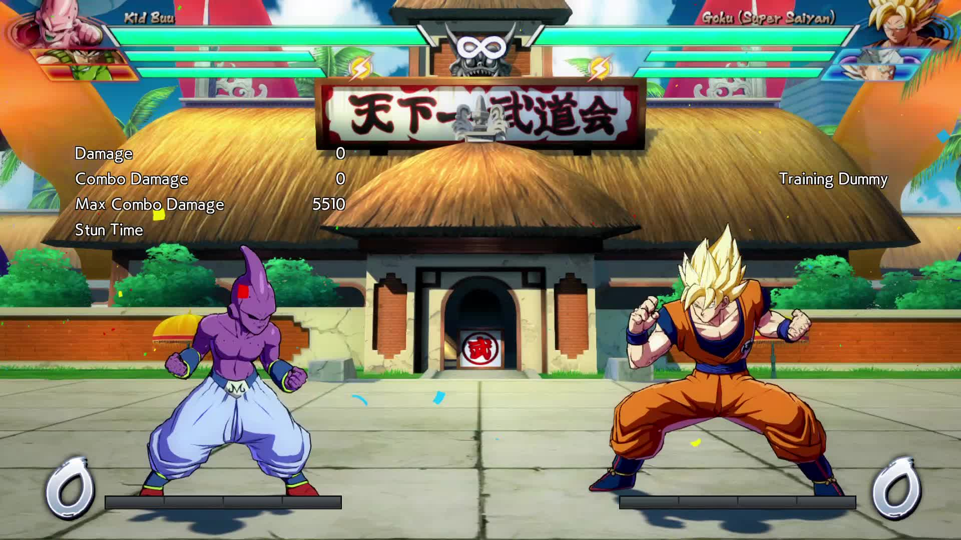 dbfz, dragonball fighterz, phew GIFs