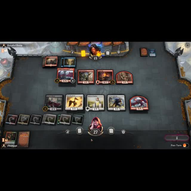 Watch and share Card GIFs and Mtga GIFs by butterparrot on Gfycat