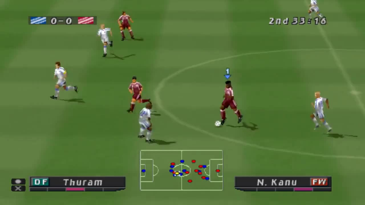 Resultado de imagen para pro evolution soccer 2001