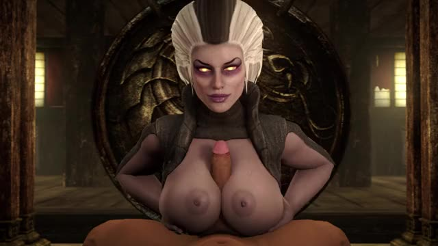 sindel tries to convince u to serve her
