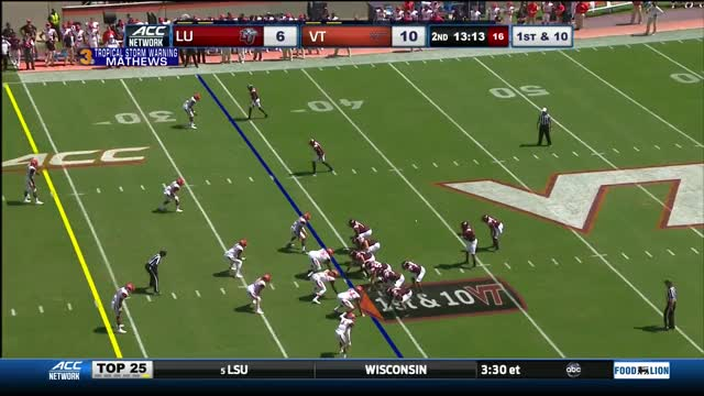 Watch 2016 Virginia Tech - Liberty GIF on Gfycat. Discover more hokie tapes, hokietapes, virginia tech GIFs on Gfycat